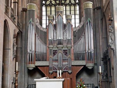 Orgel Referat