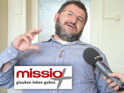 Comboni-Missionar Pater Joaquim Moreira da Silva, Foto: KiP-NRW