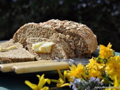 Irisches Sodabrot. Foto: thekitchenlioness.com