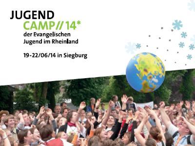 Einladung zum Jugendcamp 2014 in Siegburg