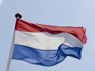 die Flagge der Niederlande