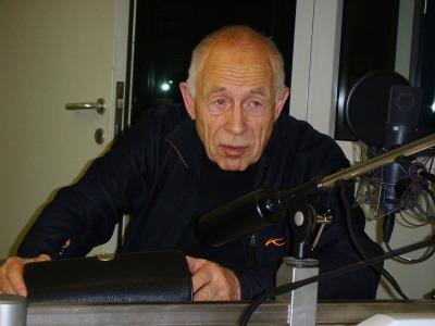 Portrait von Heiner Geißler, langjähriger CDU-Generalsekretär