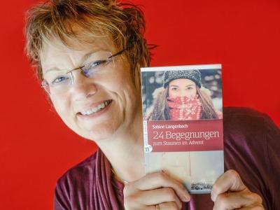 die Journalistin S. Langenbach