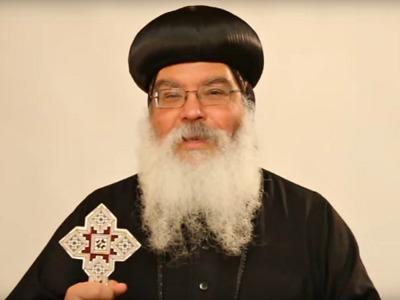 Anba Damian, der Generalbischof der koptisch-orthodoxen Kirche in Deutschland