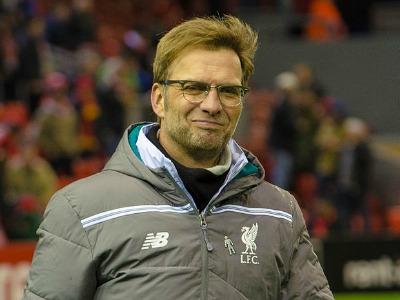 der Fußballtrainer Jürgen Klopp