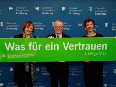 die Losung für den Kirchentag 2019 in Dortmund
