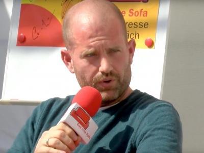 der BILD-Journalist Daniel Böcking