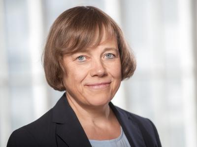 Annette Kurschus, die leitende Geistliche der Evangelischen Kirche von Westfalen