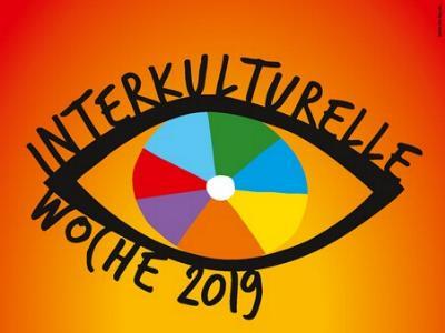 Logo der Interkulturellen Woche 2019