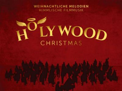 CD-Cover von 'Holywood Christmas'