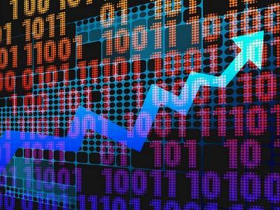 Kurve des Wirtschaftswachstums
