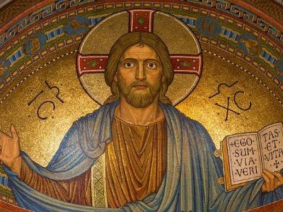 Jesus-Ikone