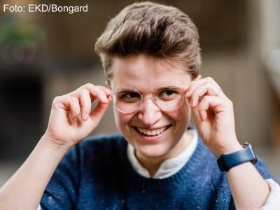 Anna-Nicole Heinrich, Präses der EKD-Synode