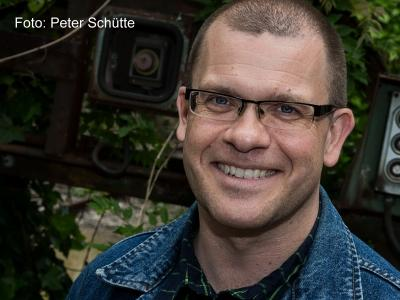 Der Buchautor Stefan Ludwig